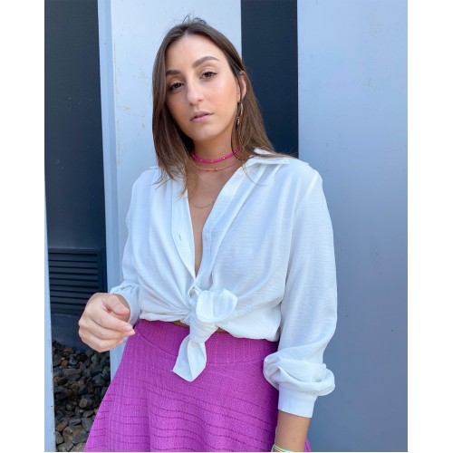 Camisa Tatiana Branca