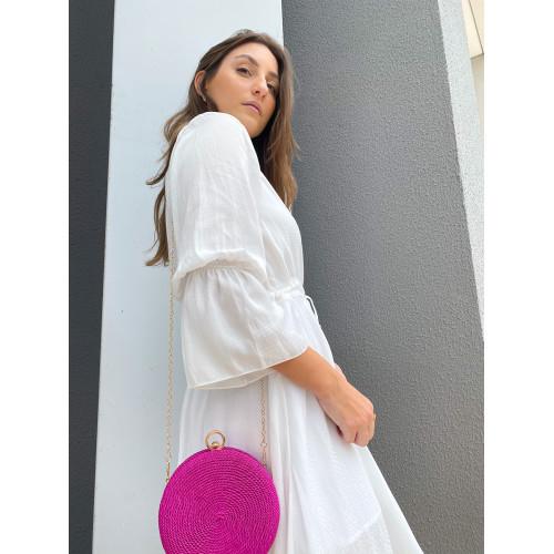 Vestido Alice Branco