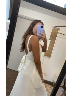 Vestido Giovanna Off White